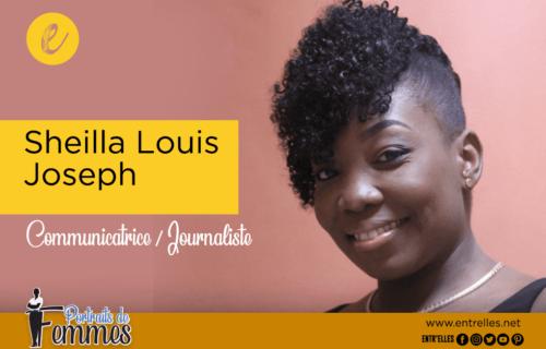 Avec onze années d'expériences à son actif, Sheilla Louis Joseph illustre valablement cette pensée de Conficius et confirme une adhésion sans égale aux durs labeurs.