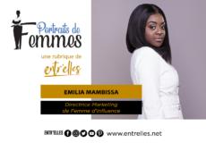Emilia est l'une de ces femmes qui montrent tout ce qu'il est possible d'accomplir en se mettant à l'épreuve et en repoussant ses limites pour réussir.